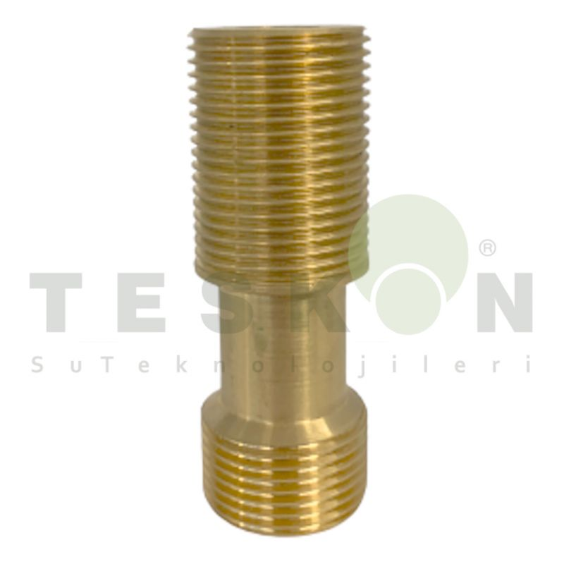 Brass Dry Deck Fountain Nozzle